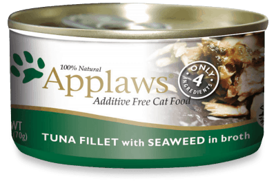 Tuna Fillet with Seaweed - 2.47oz