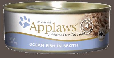 Ocean Fish - 5.5oz