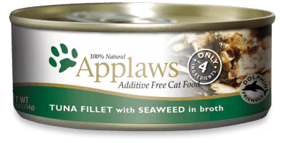 Tuna Fillet with Seaweed - 5.5oz