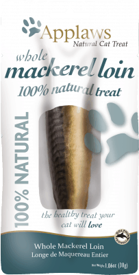 Cat Treat Whole Mackerel Loin